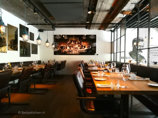 Restaurant Cornelis Rotterdam review © Bettys Kitchen