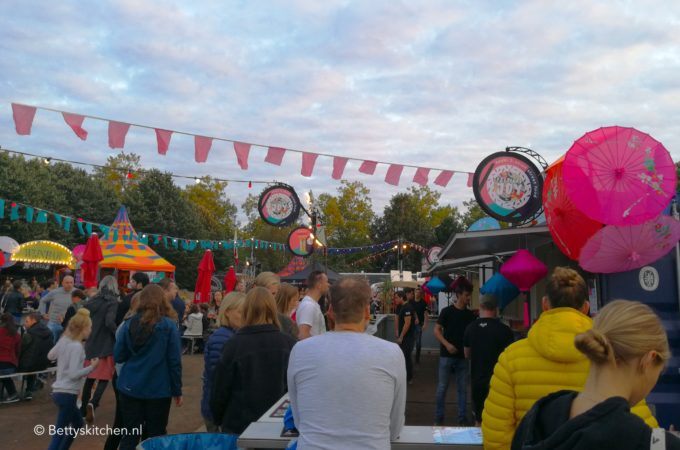 JOY Asian Streetfood Festival in Utrecht