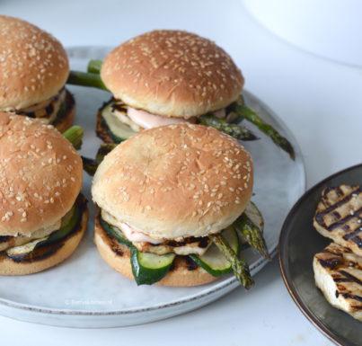 recept vegetarische knolselderij burgers barbecue © Betty's Kitchen