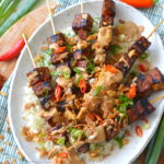 bbq recept vegan sate met tempeh © bettys kitchen
