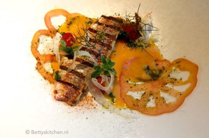 restaurant the Millen rotterdam Marriott Hotel © bettys kitchen