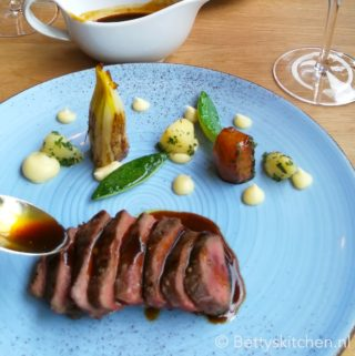 Restaurant Cornelis Rotterdam review © Bettys Kitchen