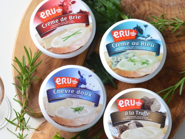 recept 4x crostini met kaas van ERU maken © Bettyskitchen