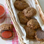 glutenvrije broodjes kookvideo recept © bettyskitchen