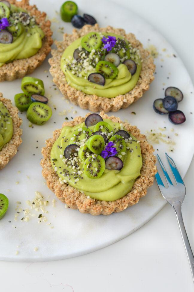 recept havermouttaartjes met avocado © bettyskitchen.nl