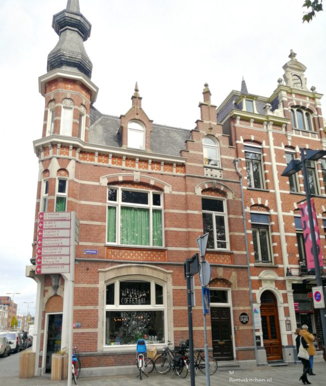 restaurant coffeelab in den bosch