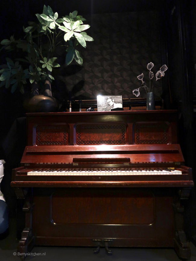 review restaurant noir utrecht lange nieuwstraat © bettyskitchen
