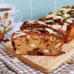 recept homemade notenbrood met rozijnen