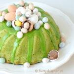 recept groene paas tulband met citroen en dragee eitjes © bettyskitchen