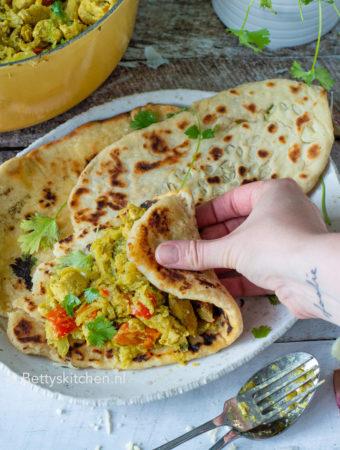 recept indiase curry met kip en kool en broccoli © bettyskitchen
