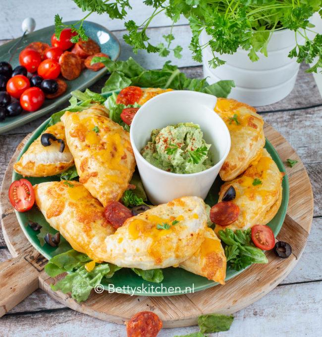 recept empenadas met chorizo © bettyskitchen.nl