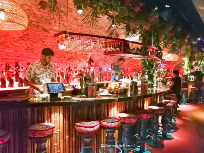 restaurant review Rum Club Utrecht oude Gracht © bettyskitchen