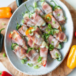 recept jalapeno poppers pepers van de barbecue met kaas © bettyskitchen