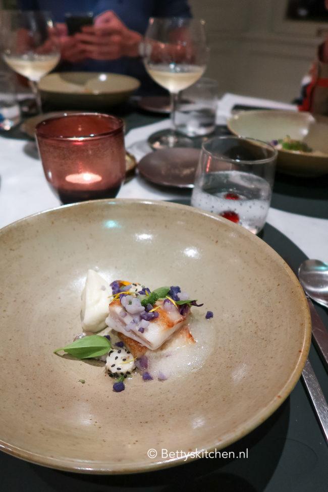 restaurant in Parc Broekhuizen leersum Michelin ster