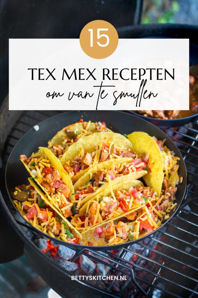 15x Tex Mex recepten om van te smullen