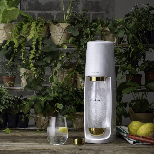 winactie sodastream gold edition bettys kitchen winactie