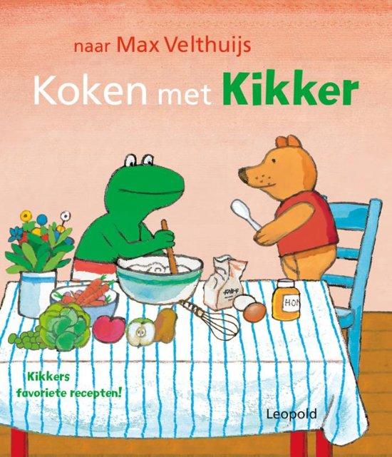 kookboeken 2019 - koken met kikker boek