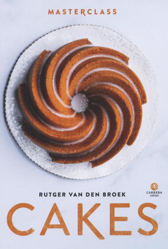 kookboeken tips 2019- CAKES rutger van den broek