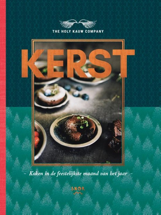 kerst the holy kauw company