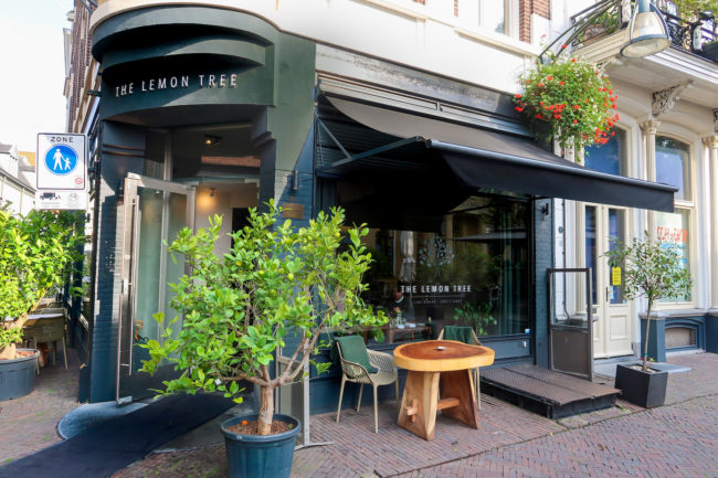 restaurant the lemon tree in deventer © bettyskitchen.nl