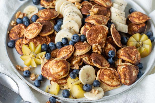 recept poffertjes met banaan © bettyskitchen