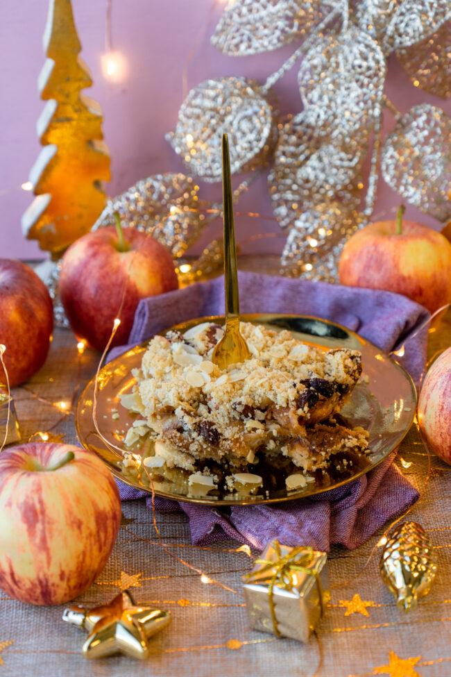 recept crumble met croissants © bettyskitchen.nl