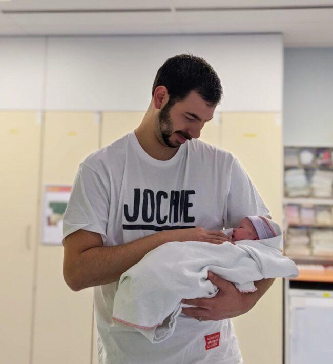 welkom baby Dane Drost !