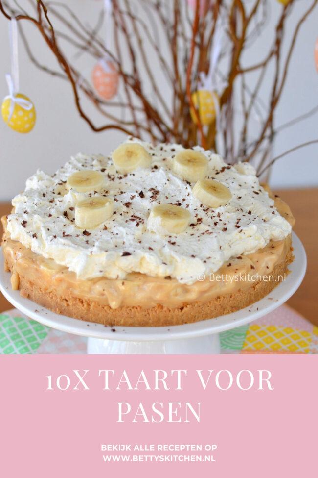 10x taart voor pasen © bettyskitchen
