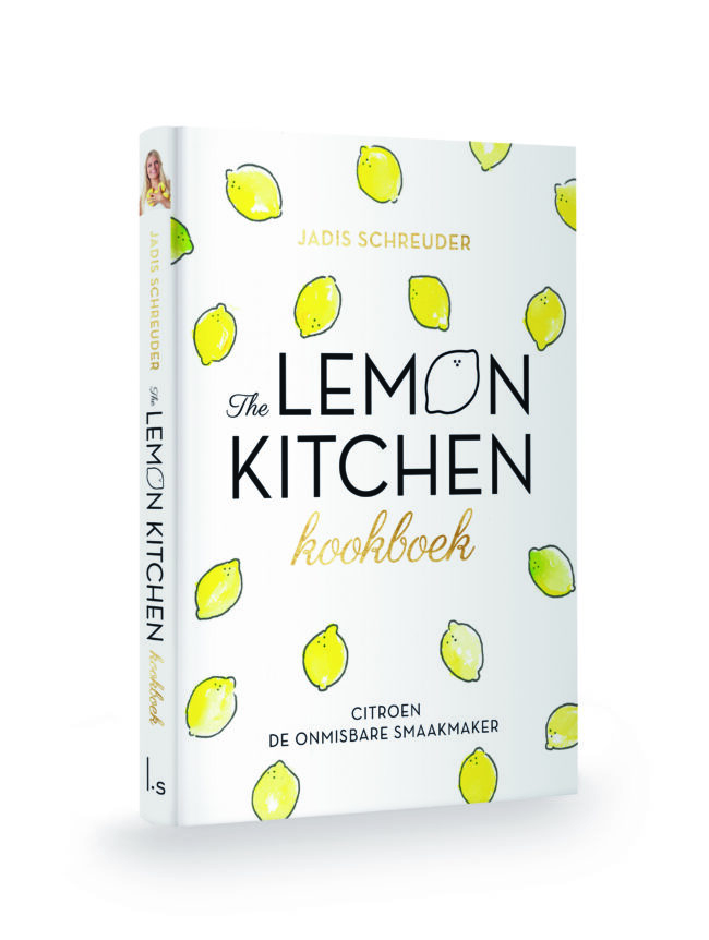 mosselpannetje met pepertjes en citroen van The Lemon Kitchen Kookboek