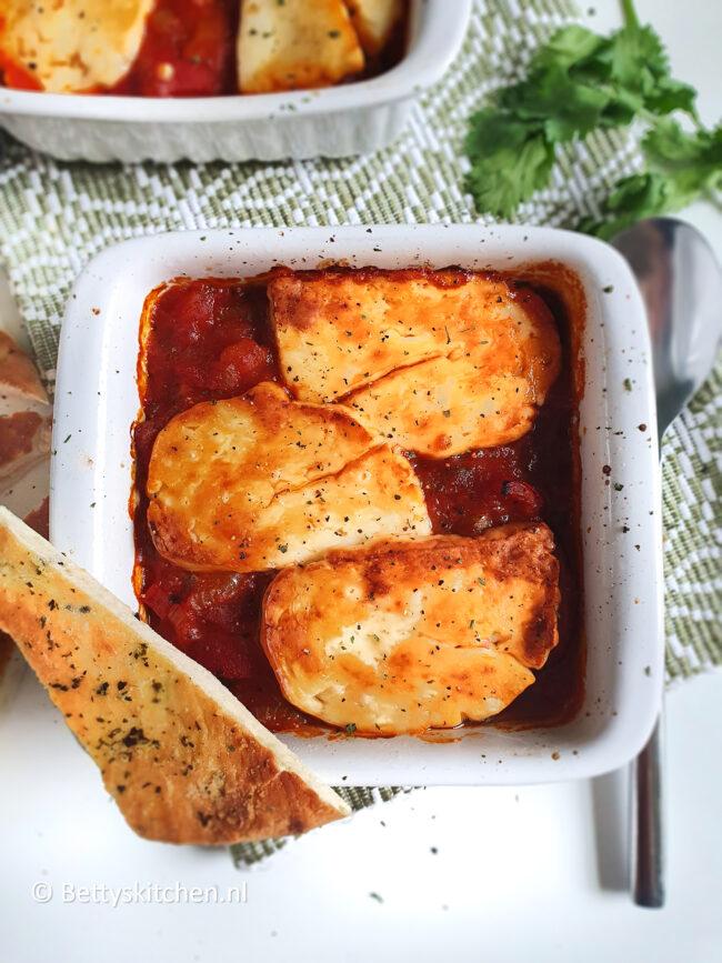 recept stoofpotje met tomaten en halloumi kaas © bettyskitchen.nl