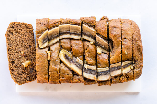 bananen brood recepten © bettyskitchen