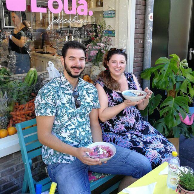 20x ontbijten in Utrecht - loua's juicebar vismarkt utrecht