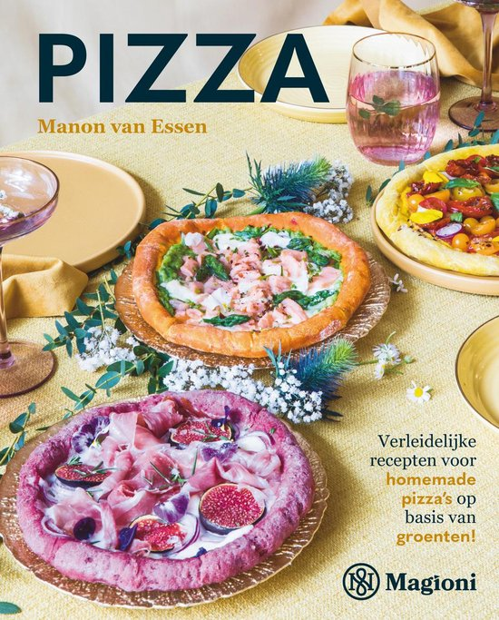 het magioni pizza boek