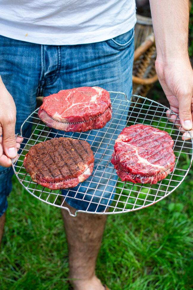 recept 3x steak van de barbecue © bettyskitchen.nl