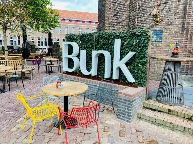 review BUNK hotel en restaurant in Amsterdam