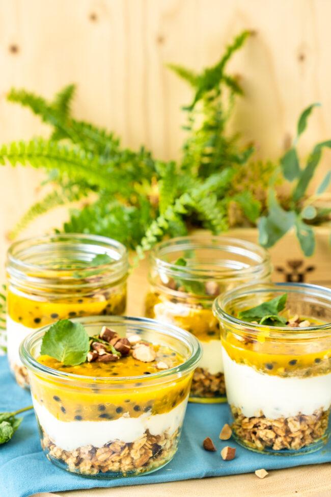 recept cheesecake ontbijtjes met passievrucht © bettyskitchen.nl