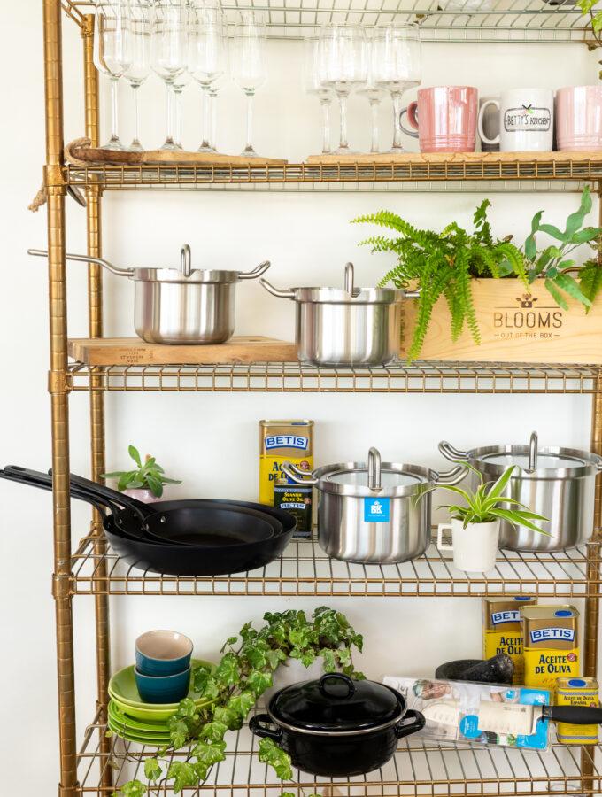 koken op inductie is niet moeilijk met de pannen van BK Cookware in huis!