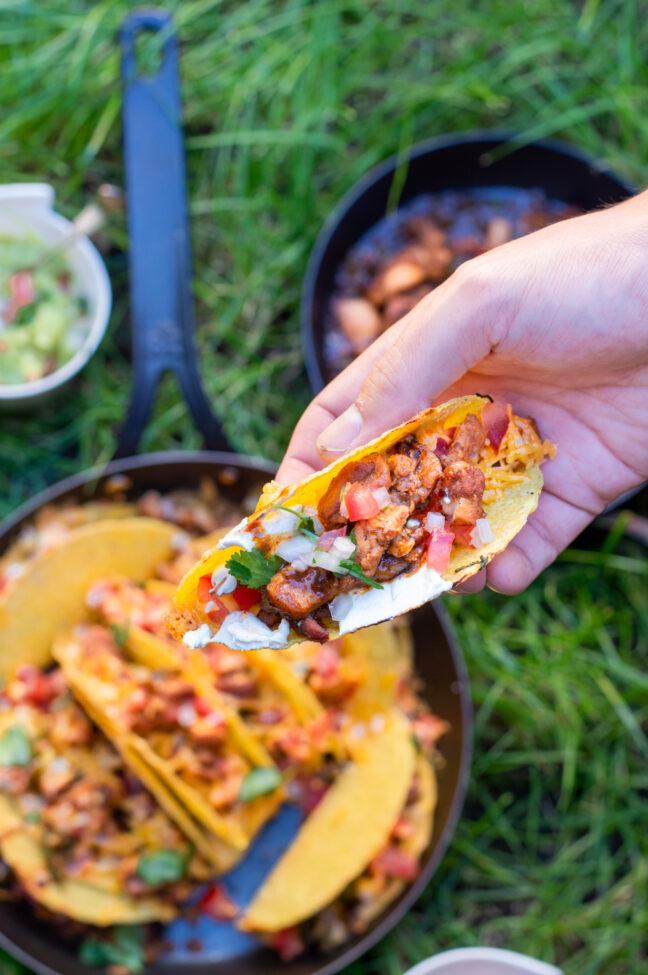 recept tacos met pittige kip © bettyskitchen.nl