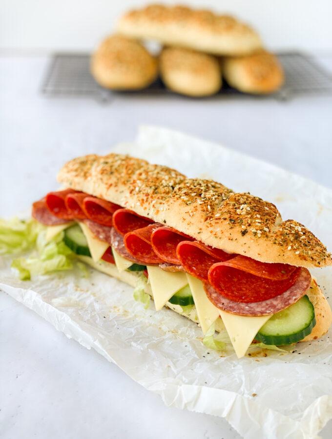 recept italian subway broodjes maken © bettyskitchen.nl
