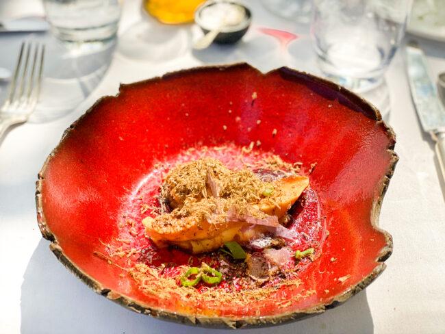 restaurant review 't kalkoentje aan de nederrijn in Rhenen