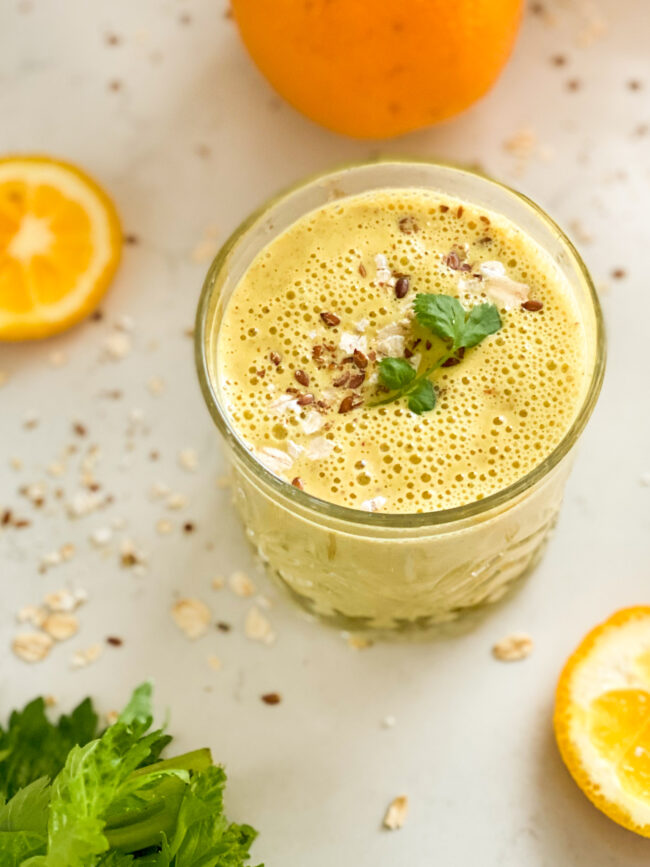 recept golden milk ontbijt smoothie ©bettyskitchen.nl