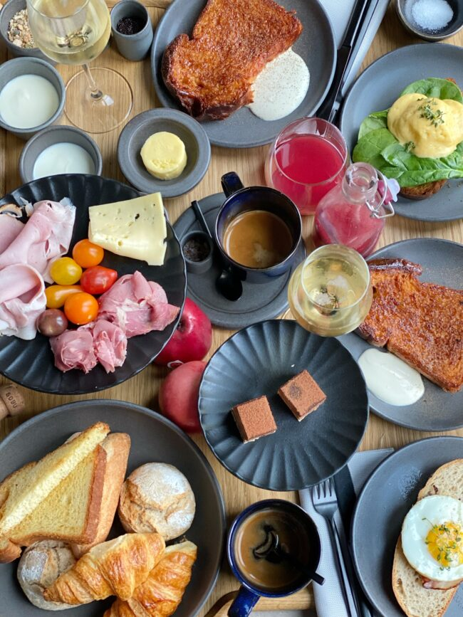 ontbijten op de kamer the Nox hotel utrecht © bettyskitchen.nl