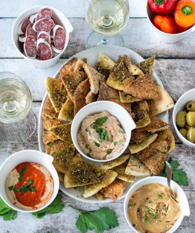 tel aviv style borrelplank recepten © bettyskitchen.nl