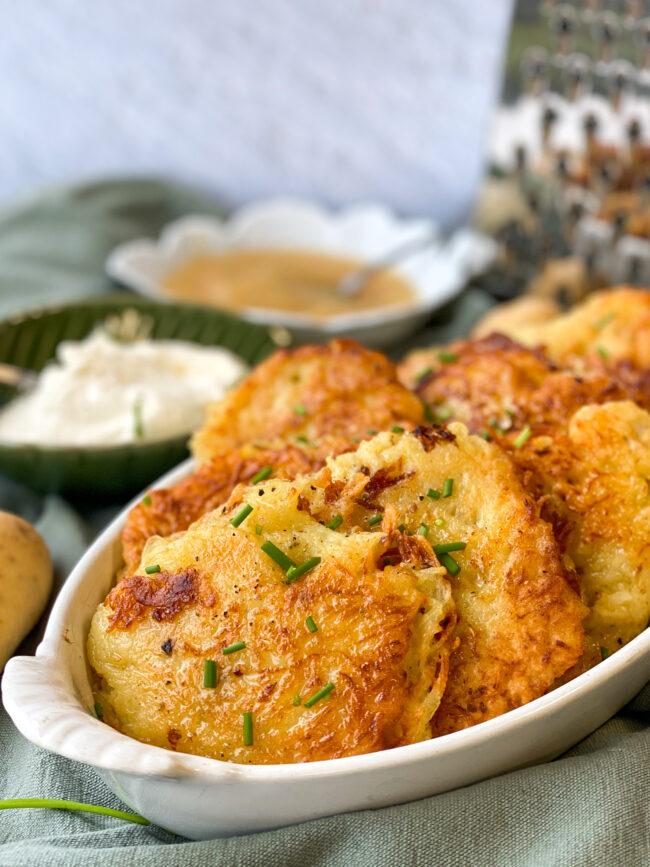 recept aardappel latkes maken © bettyskitchen.nl