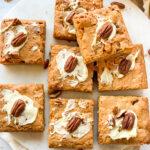 recept blondies met pecannoten maken © bettyskitchen.nl