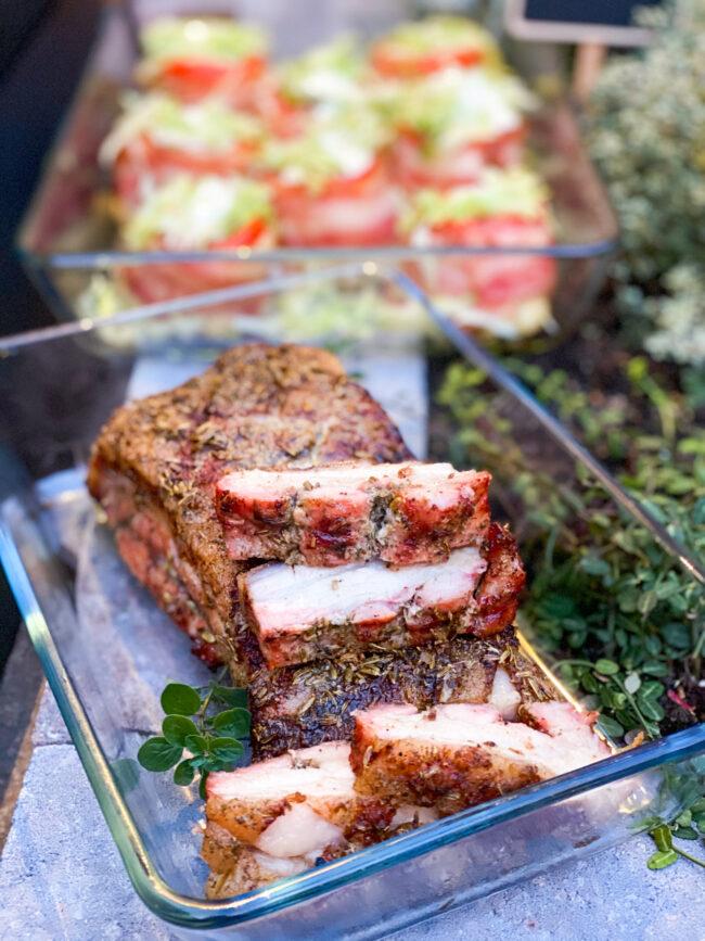 recept gemarineerd buikspek © bettyskitchen.nl