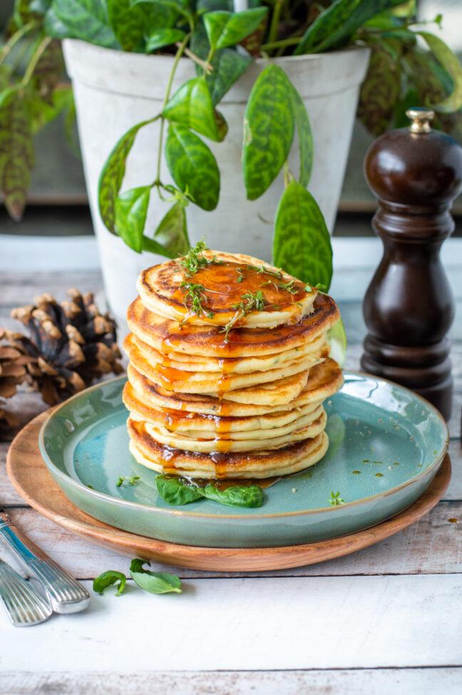 recept hartige pancakes met aardappel puree © bettyskitchen.nl