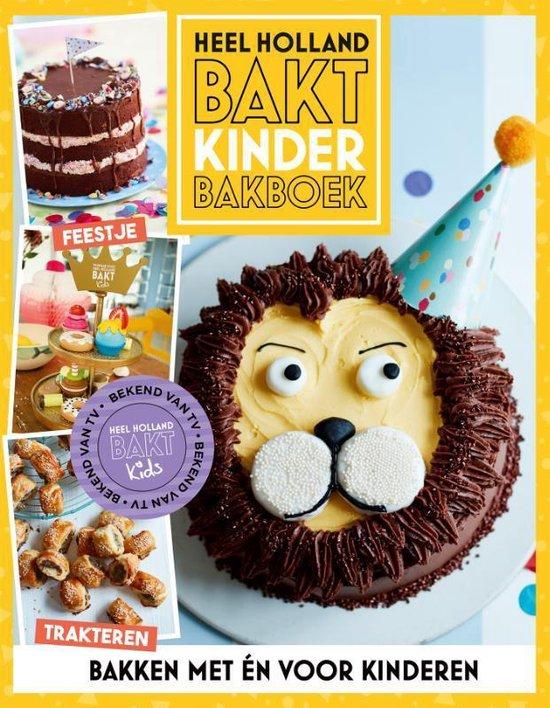 Heel holland bakt 7x kinder kookboeken tips