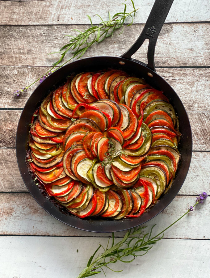 recept ratatouille maken © bettyskitchen.nl