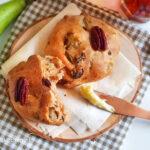 recept kwarkbolletjes met peer en kaneel ©bettyskitchen.nl